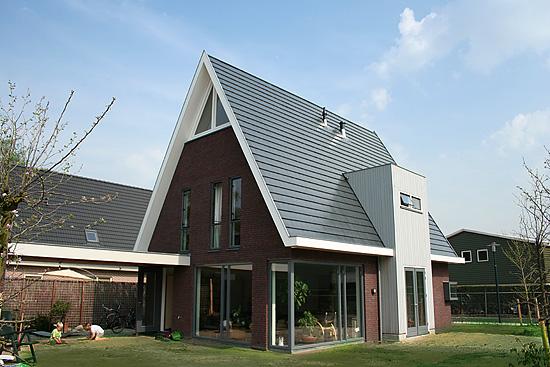 De jong lafeber architecten - Te vergroten zijn huis met een veranda ...
